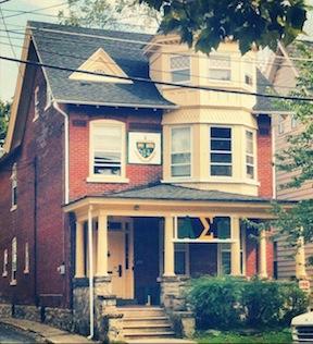 Alpha Sigma Tau House, 1118 Main Street, Bethlehem,, PA, 18018